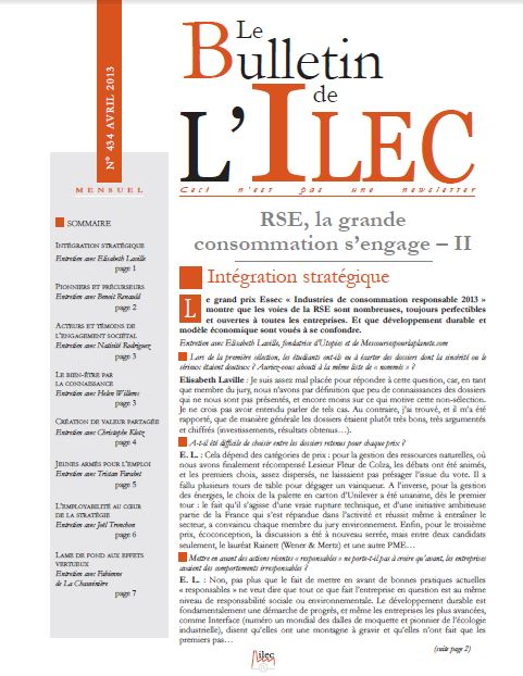 RSE, la grande consommation s'engage – II